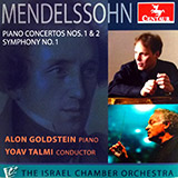 Mendelssohn : Piano Concertos Nos. 1 and 2, Symphony No. 1