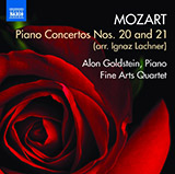 Mozart: Piano Concertos Nos. 20 and 21