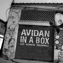 Avidan in a Box // Live Acoustic Recordings