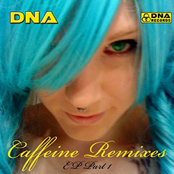 Caffeine Remixes EP Part 1
