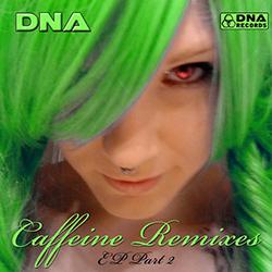 Caffeine Remixes EP Part 2
