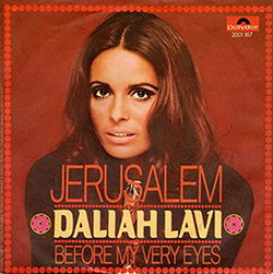 Jerusalem / Before My Very Eyes