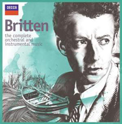 Britten - The Complete Orchestral and Instrumental Music