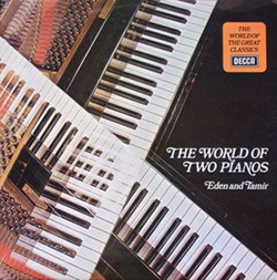 The World of Two Pianos