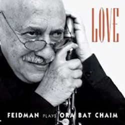 Love - Feidman plays Ora Bat Chaim