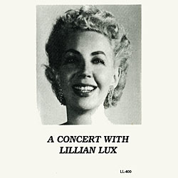 A Concert with Lillian Lux