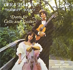 Duets For Cello And Guitar