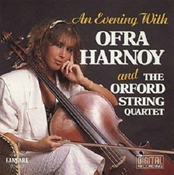 An Evening With Ofra Harnoy & The Orford String Quartet