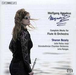 Wolfgang Amadeus - Complete Work for Flute and Orchestra