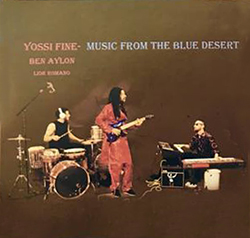 Music From The Blue Desert