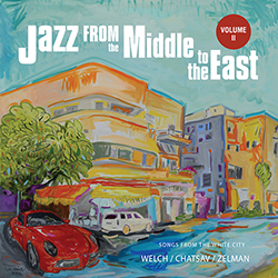 Jazz From The Middle to The East Vol 2