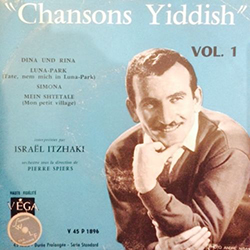 Chansons Yiddish Vol 1